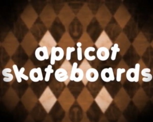 Classic Apricot Skateboards Ad