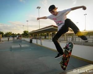 Blunt Kickflip to Fakie – Kyle Anderson