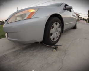 Apricot Skateboards Strength Test