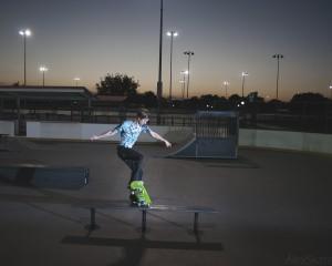 Frontside Noseblunt – Kyle Anderson