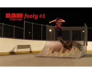 RAW footy